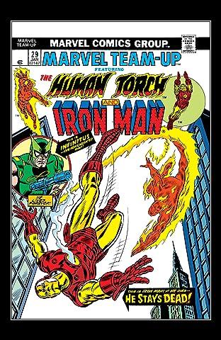 Marvel Team-Up (1972-1985) #29