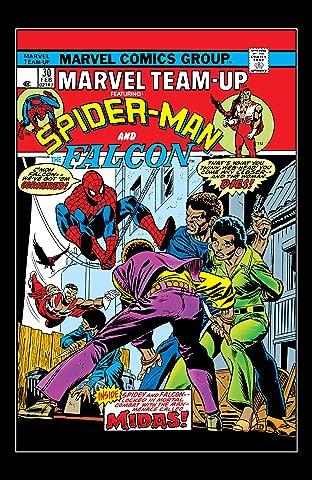Marvel Team-Up (1972-1985) #30