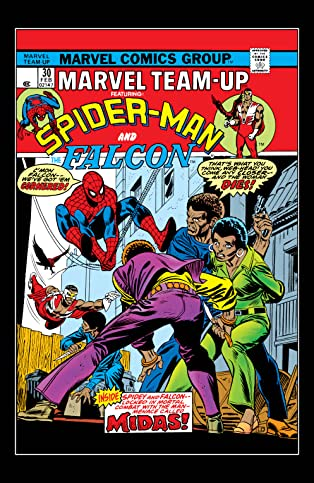Marvel Team-Up (1972-1985) #30