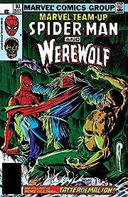 Marvel Team-Up (1972-1985) #93