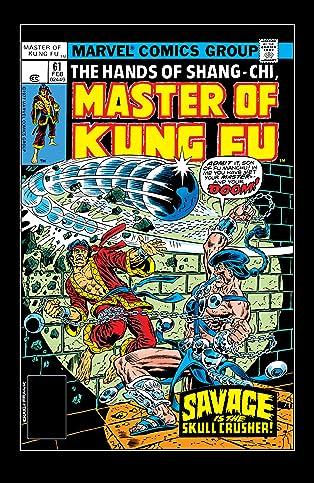 Master of Kung fu (1974-1983) #61