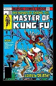 Master of Kung Fu (1974-1983) #62