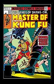 Master of Kung Fu (1974-1983) #63