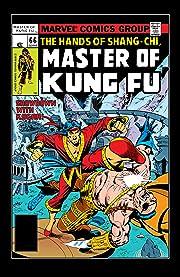 Master of Kung Fu (1974-1983) #66
