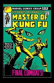 Master of Kung Fu (1974-1983) #68