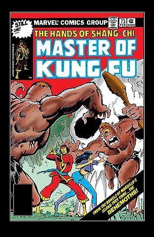 Master of Kung Fu (1974-1983) #73