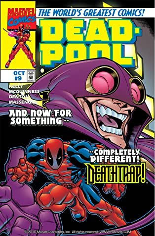 Deadpool (1997-2002) #9