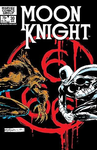 Moon Knight (1980-1984) #30