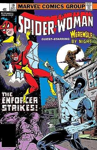 Spider-Woman (1978-1983) #19