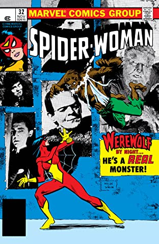 Spider-Woman (1978-1983) No.32