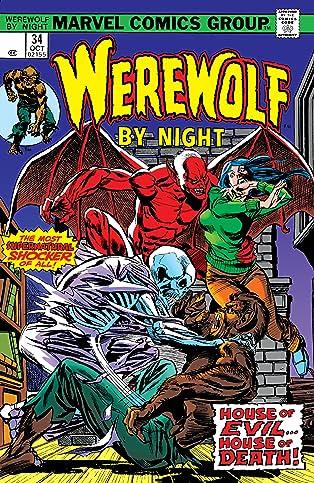 Werewolf By Night (1972-1988) #34