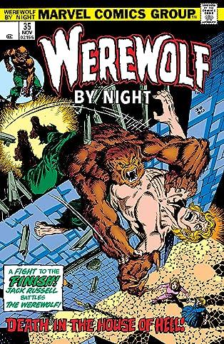 Werewolf By Night (1972-1988) #35