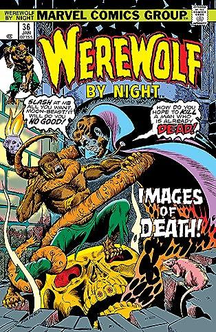 Werewolf By Night (1972-1988) #36