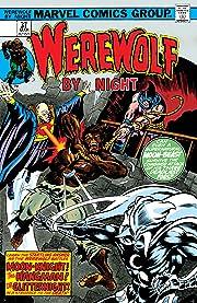 Werewolf By Night (1972-1988) #37