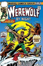 Werewolf By Night (1972-1988) #38