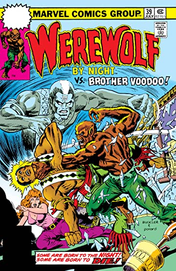 Werewolf By Night (1972-1988) #39
