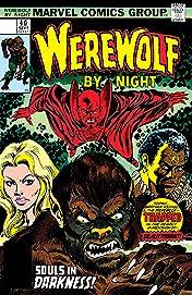 Werewolf By Night (1972-1988) #40
