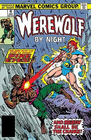 Werewolf By Night (1972-1988) #41