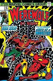 Werewolf By Night (1972-1988) #42