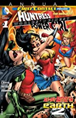 Worlds' Finest (2012-2015) #1: Annual