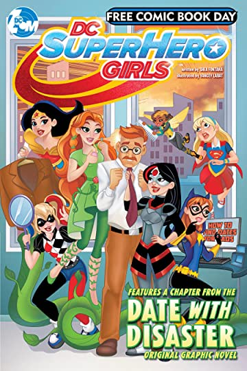 DC FCBD Silver DC Super Hero Girls 2018 (2018) #1