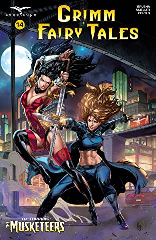 Grimm Fairy Tales (2016-) No.14