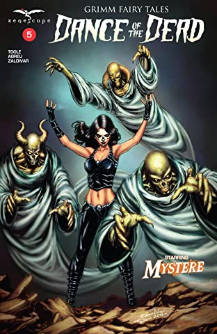 Grimm Fairy Tales: Dance of the Dead #5