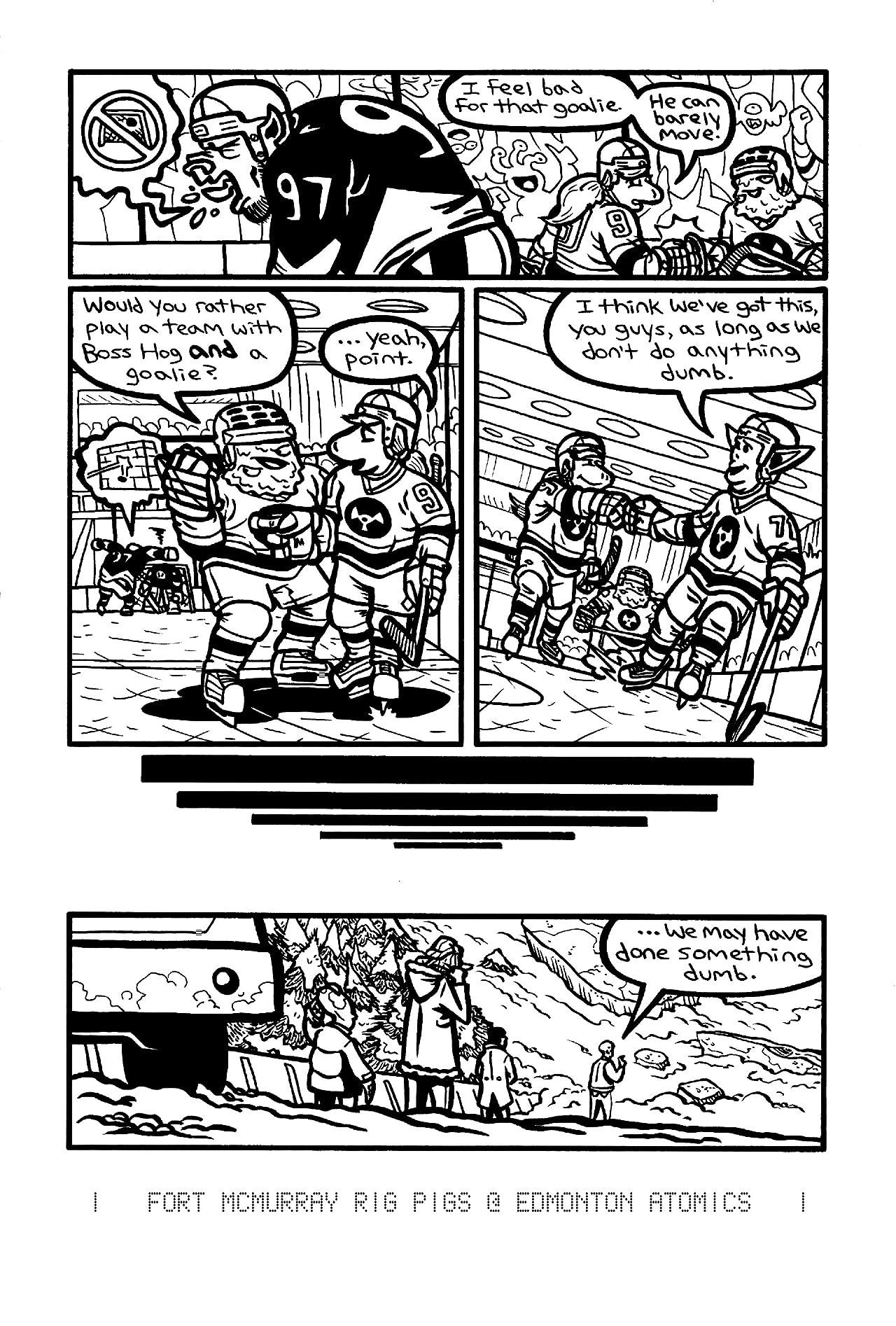 Hockeypocalypse #11