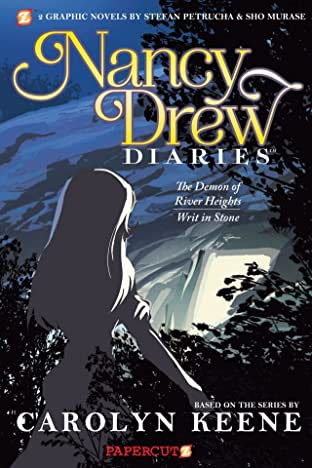 Nancy Drew Diaries Vol. 1: The Demon of River Heights/Writ in Stone