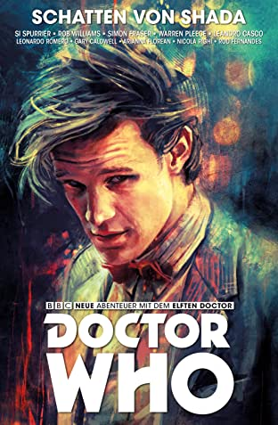 Doctor Who Staffel 11 Vol. 5: Schatten von Shada