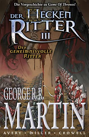 Der Heckenritter Vol. 3: Der geheimnisvolle Ritter