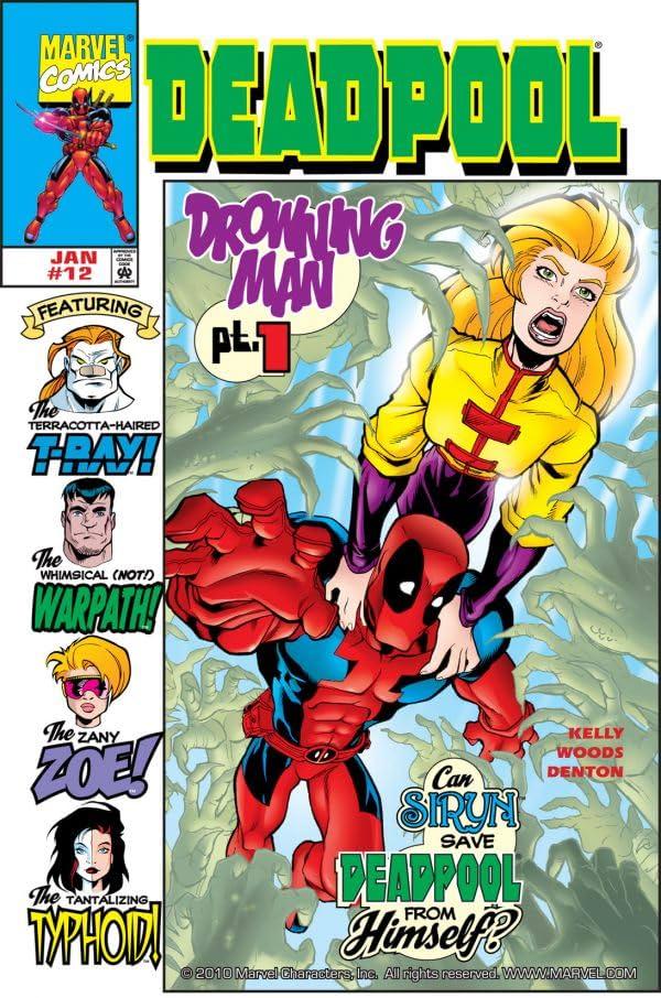 Deadpool (1997-2002) #12