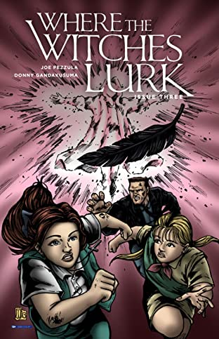 Where the Witches Lurk #3