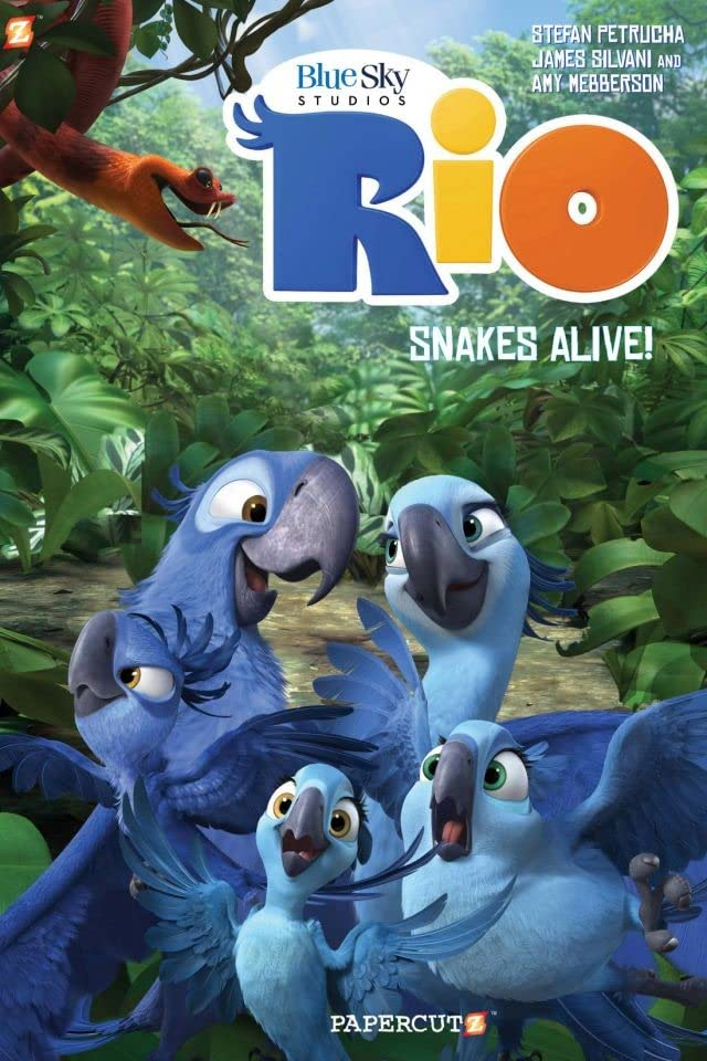 Rio Vol. 1: Snakes Alive