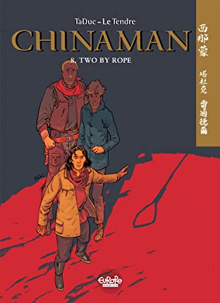Chinaman Vol. 8: TWO BY ROPE