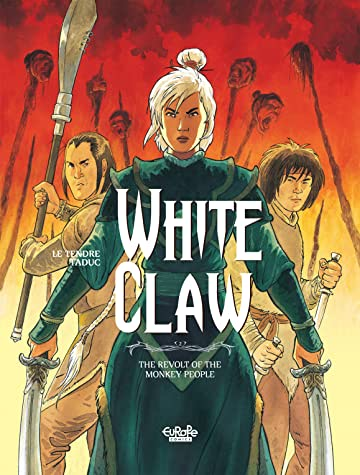 White Claw Vol. 2: The Revolt of the Monkey People