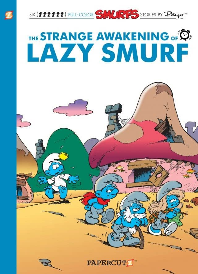 The Smurfs Vol. 17: The Strange Awakening of Lazy Smurf