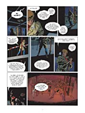 Ric Hochet Vol. 2: MURDER IN THE GARDENS