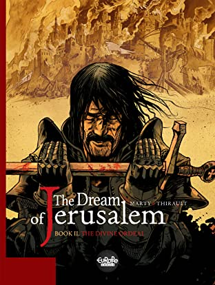 The Dream of Jerusalem Vol. 2: THE DIVINE ORDEAL