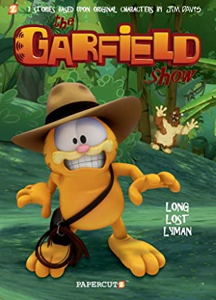 The Garfield Show Vol. 3: Long Lost Lyman