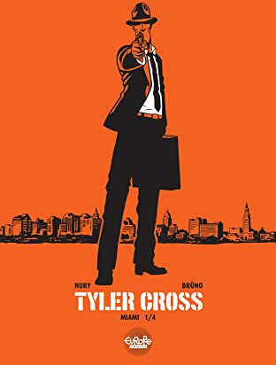 Tyler cross Vol. 7: MIAMI 1/4