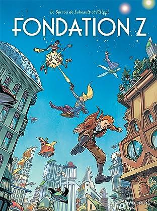 Le Spirou de: Fondation Z