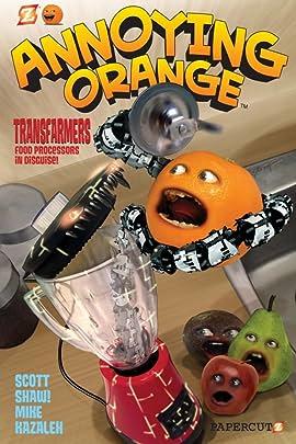 Annoying Orange Vol. 5: Transfarmers- Food Processors in Disguise