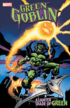 Green Goblin: A Lighter Shade Of Green