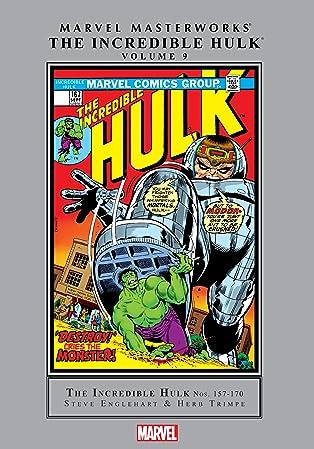 Incredible Hulk Masterworks Vol. 9
