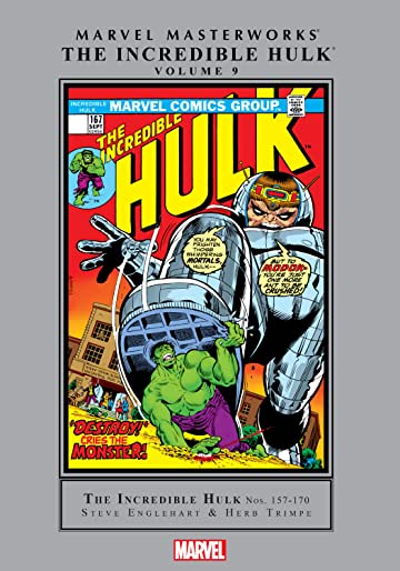 Incredible Hulk Masterworks Vol. 9