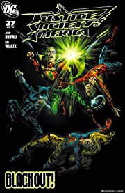 Justice Society of America (2007-2011) #27
