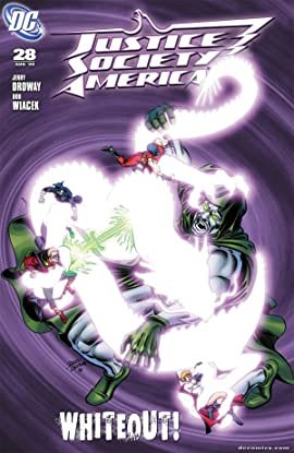 Justice Society of America (2007-2011) #28
