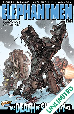 Elephantmen 2261: The Death of Shorty (comiXology Originals) #1 (of 5)