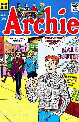 Archie #190